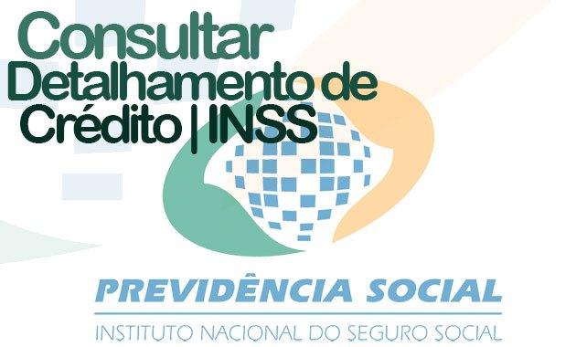 Detalhamento de Crédito INSS 2021